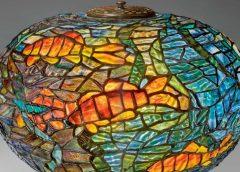 """Топ-5 самых дорогих лотов аукциона Sotheby's """"шедевры от студии Tiffany"""""""