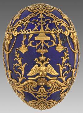 1912 год - яйцо пасхальное «Царевич»