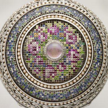 1914 год - пасхальное яйцо «Мозаика»