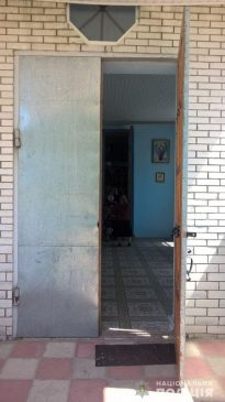 В селе Пятигоры Тетиевского района была ограблена Святоуспенская церковь