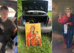 В Киевской области задержали серийного грабителя храмов