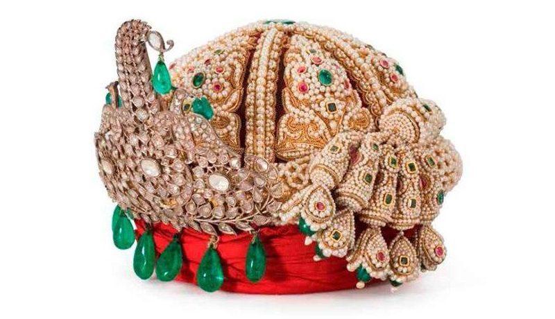 Тюрбан-корона высших сановников Непала (конец XIX века)