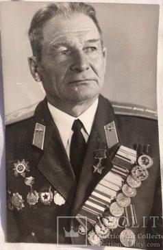 Герой Советского Союза Алексей Иванович Балясников