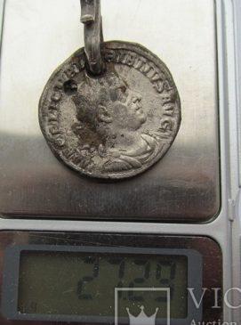 Валериан I, медальон