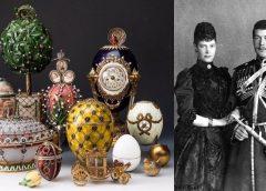 Не простые, а золотые. Царские подарки на Пасху - яйца Фаберже. Часть 2