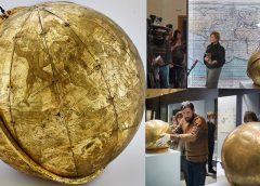 Небесный глобус, Германия, 1575 год