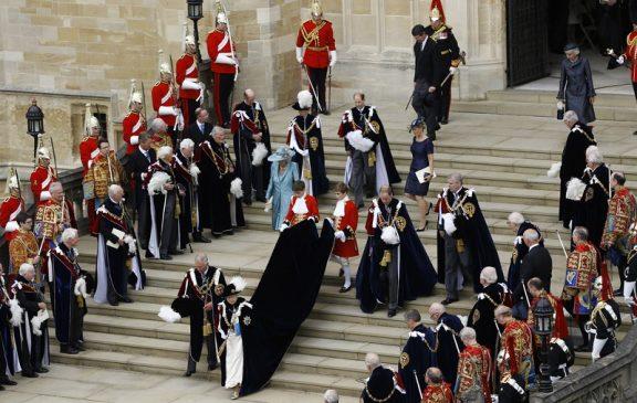 Рыцари ордена Подвязки