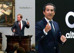 Аукционный дом Sotheby's покупает миллиардер Патрик Драи