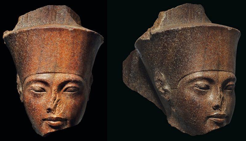 Несмотря на протесты Каира, аукцион Christie's устроил торги древнеегипетскими артефактами