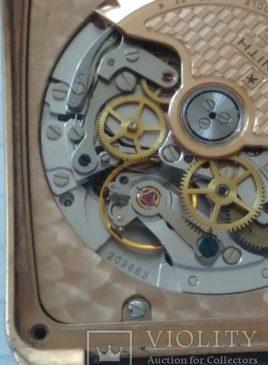 Часы Zenith Grande Port Royal El Primero золотые 18К 750 пробы
