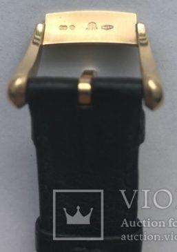 Золотые брендовые часы Maurice Lacroix. Швейцария