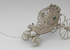 Коляска игрушечная, Северная Европа, конец XVIII – начало XIX века