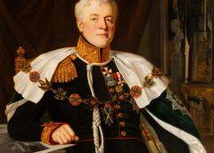 Портрет светлейшего князя Д. В. Голицына Франц Рисс