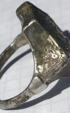 Коробчастый перстень. Русь