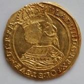 Дукат Владислава, Торунь 1638 год