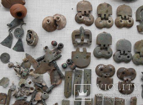 Коллекция Пеньковской культуры