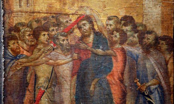 "Картину Чимабуэ ""Поругание Христа"", найденную на кухне во Франции, продали за 24 млн евро"