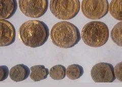 На Черноморском побережье Болгарии нашли клад античных монет
