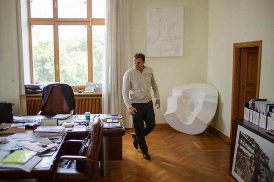 Айварас Абромавичус и его коллекция
