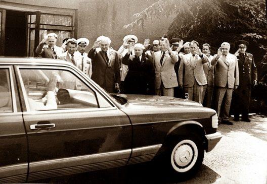 Mercedes-Benz Брежнева
