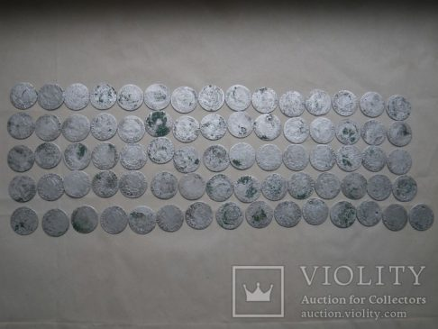 Серебряные монеты средневековья