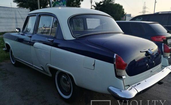 Газ-21 1964 года