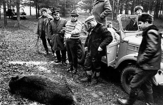 Армейский внедорожник ГАЗ-69 Леонида Брежнева