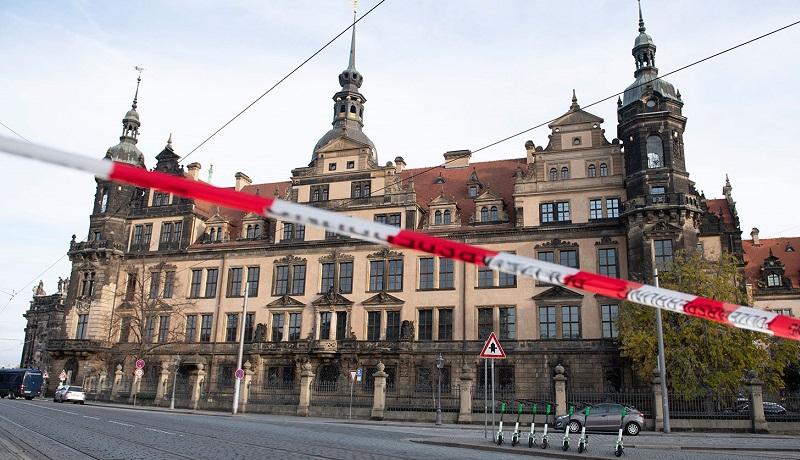 Ограбление сокровищницы «Зеленый свод» в Дрездене. За информацию о преступниках полиция пообещала полмиллиона евро