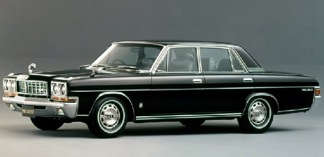 Nissan President 1973 года