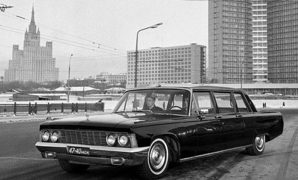 ЗИЛ-114 1967 года