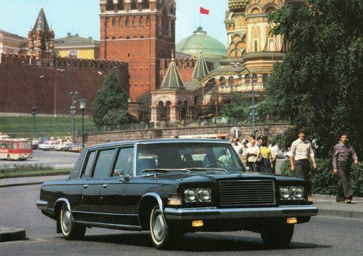 ЗИЛ-4104 1978-83 годы