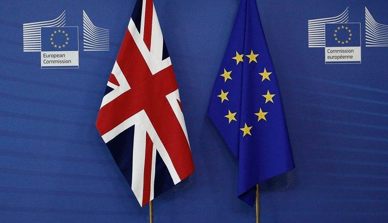В Великобритании начали уничтожать монеты, отчеканенные к Brexit
