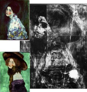 Двойная картина Густава Климта