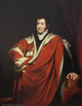 Джон Блай, 4-й граф Дарнли (1767-1833)