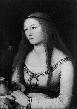 Ганс Гольбейн Старший (1465-1524/1534) «Святая Катарина», 1509 год