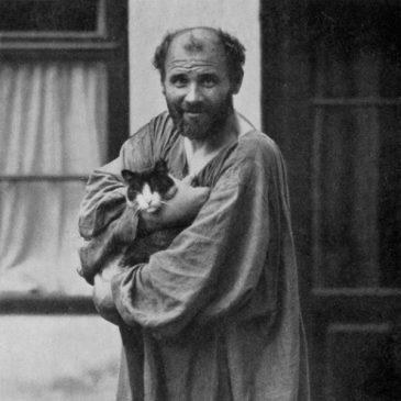 Густав Климт (1862-1918) — известный австрийский художник