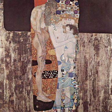 """Густав Климт """"Три возраста женщины"""", 1905 год"""