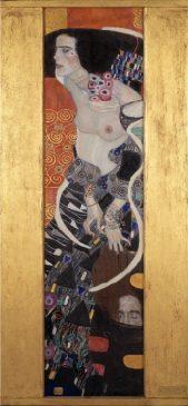 Густав Климт «Юдифь II», 1909 год