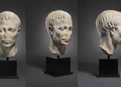 Мраморный бюст Юлия Цезаря, Древний Рим