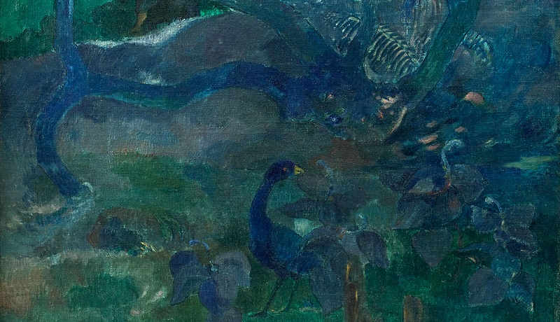 Картину Поля Гогена «Толстое дерево» продали на аукционе за 9,55 млн евро