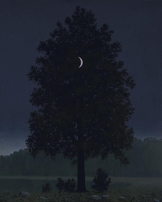 Картина «Шестнадцатое сентября» (Le seize septembre) Рене Маргитта