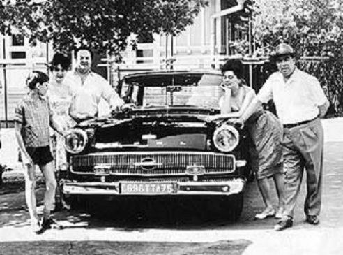 Автомобили Леонида Брежнева