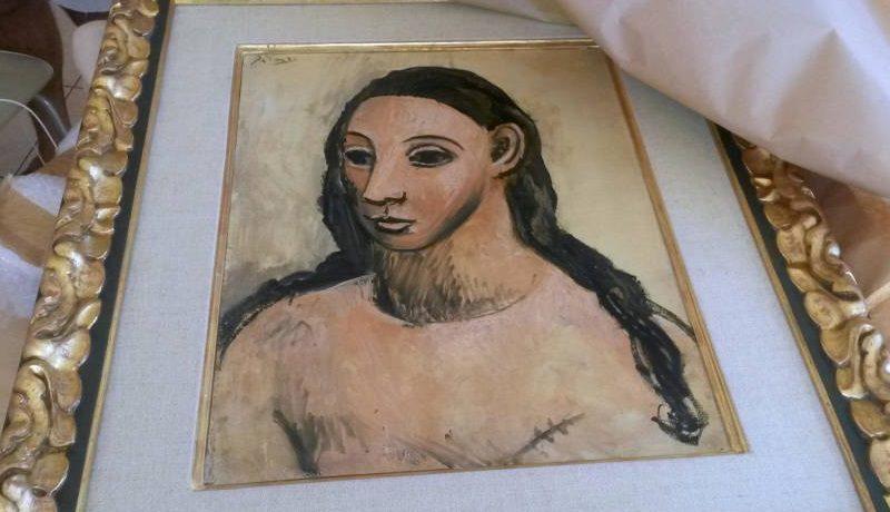 В Испании осудили миллиардера за попытку вывезти картину Пикассо «Голова молодой женщины»