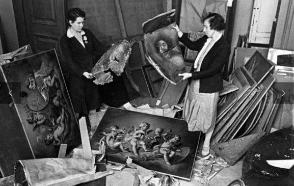 Польское искусство в советском плену