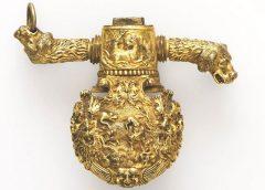 Гарда кортика. Из собрания оружия императрицы Анны Иоановны
