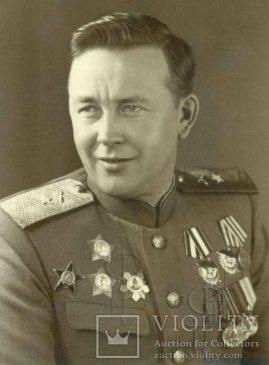 генерал-майор Добринский Александр Григорьевич