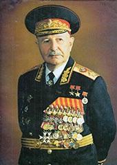 Маршал Советского Союза Иван Баграмян