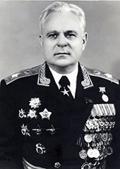 Генерал армии Евгений Ивановский