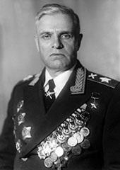 Маршал артиллерии Василий Казаков