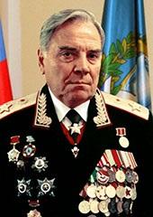 Генерал армии Владимир Лобов